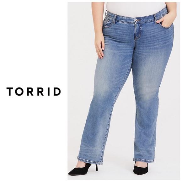 torrid Denim - Torrid Relaxed Boot Jeans 👖